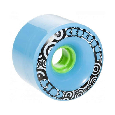 Cult Cerebrum 71mm 80a blue fast freeride wheel