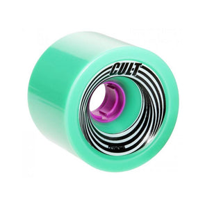 Cult 72mm Psychothane 86a Dominator longboard wheels