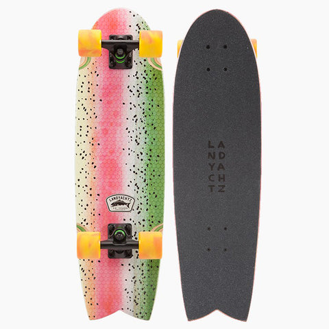"Landyachtz Dinghy Trout 28"" mini cruiser"