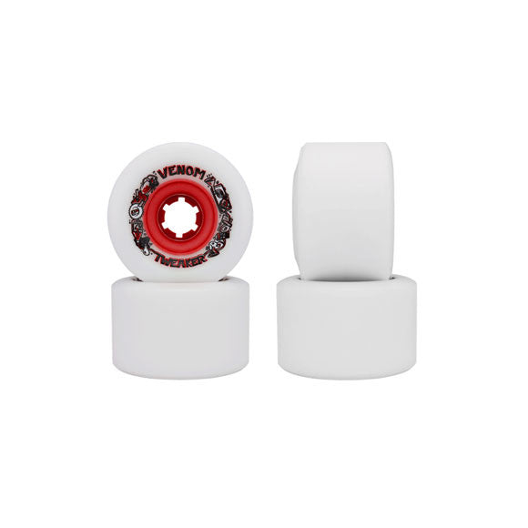 Venom Tweakers 70mm longboard wheels