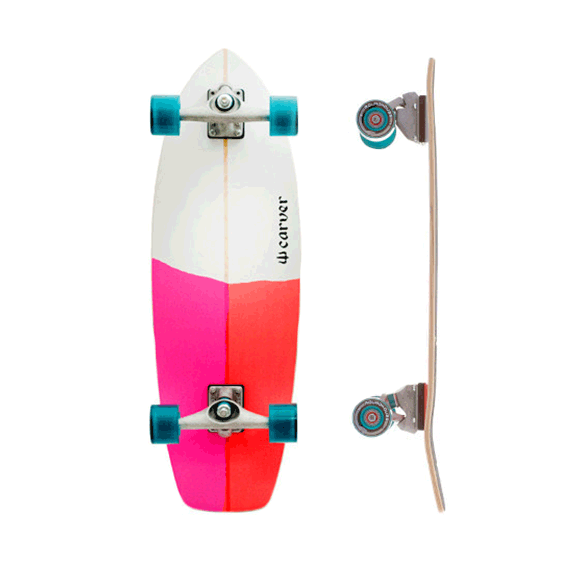 Carver Firefly 30.25 inch surfskate complete