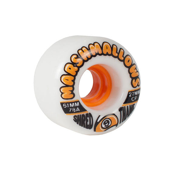 Sector 9 Marshmallows 61mm 78a freeride wheels