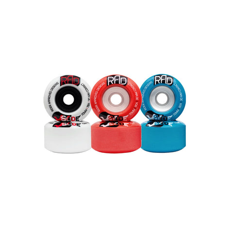 RAD Glide 70mm longboard wheels