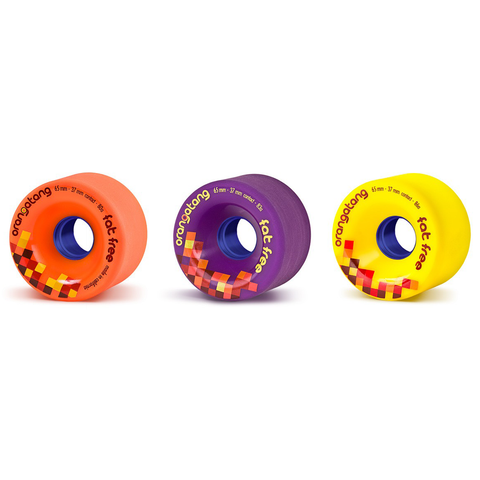 Orangatang Fat Free 65mm mini slide wheels