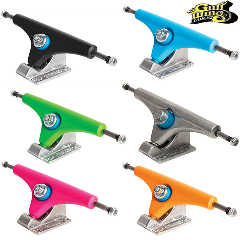 Gullwing Charger II longboard trucks