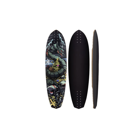 Valhalla Sell Out longboard deck