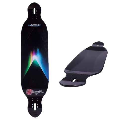 Original Apex 37 Diamond Drop longboard deck
