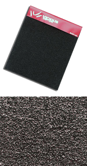 Vicious Grip Tape Black 4 sheet pack