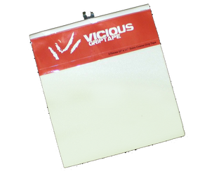 "Vicious Grip Tape Clear 4 sheet pack 11"" x 10"""