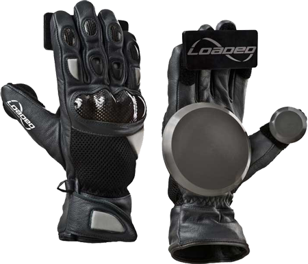 Loaded Race downhill gloves