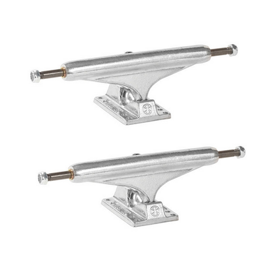 Independent 169 skateboard trucks silver