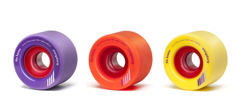 Orangatang The Keanu 66mm freeride wheels