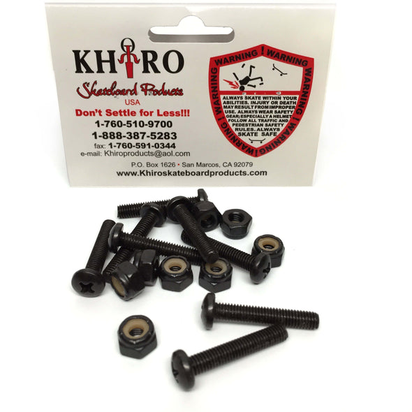 "Khiro Mounting Hardware Pack - Panhead 1"" to 3"""