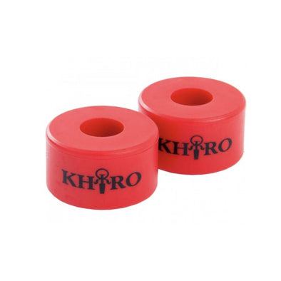 Khiro double barrel bushing set 90a Red