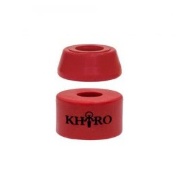 Khiro standard bushing set 90a Red