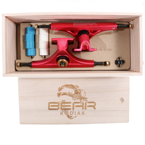 Bear Kodiak 178mm forged longboard trucks