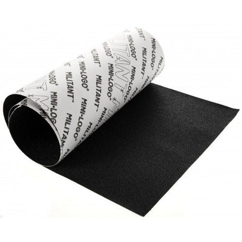 "Mini-Logo Black Grip Tape 10.5"" (sold by the inch)"