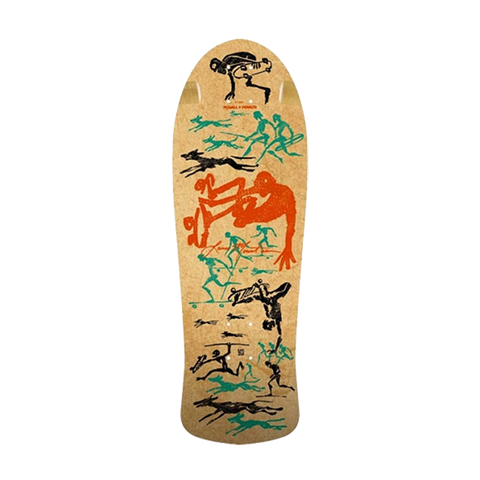Bones Brigade Mountain 7th Series skateboard deck