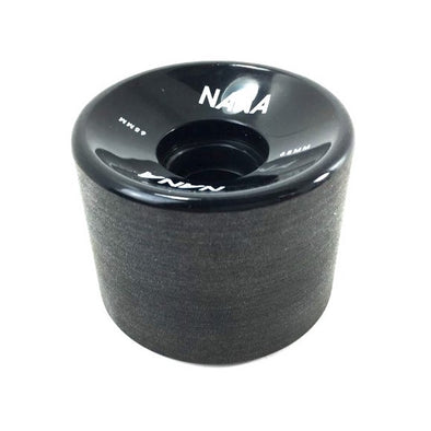 Banana 65mm Mids 83a black longboard wheels