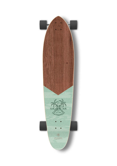 Tropical Death 38 inch longboard