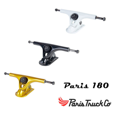 Paris 180mm V2 43 degrees longboard trucks