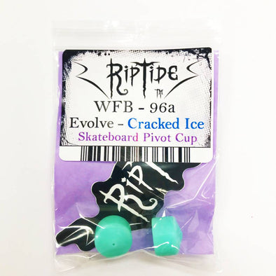 RipTide 96a Cracked Ice Evolve pivot cups