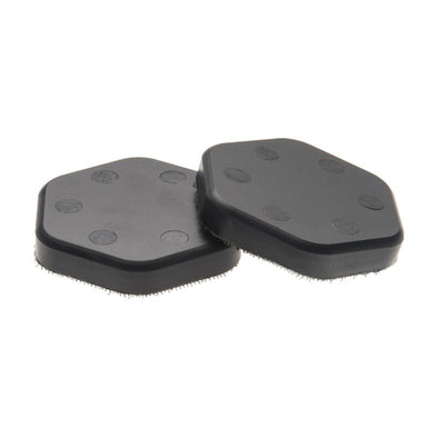 Seismic Premium Extra Hard Flinted black slide pucks