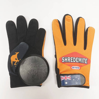 Shredemite freeride gloves