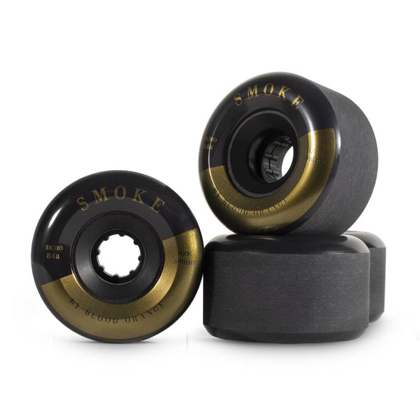 Blood Orange Smoke 69mm 84a freeride slide wheels
