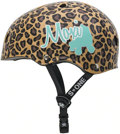 Lifer Helmet in Moxi Leopard