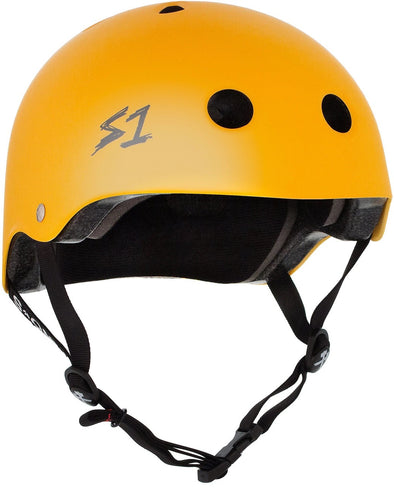 S1 Lifer Helmet in Yellow Matt