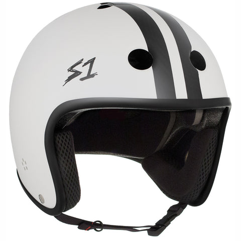 S1 Lifer Retro helmet with stripes