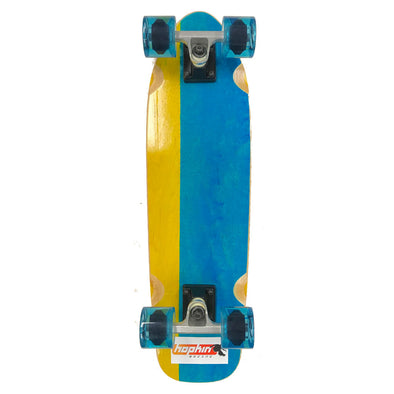 "Hopkin Split 26"" Bondi Blue mini cruiser"