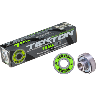 Seismic Tekon Lite 7-Ball Built-In longboard bearings