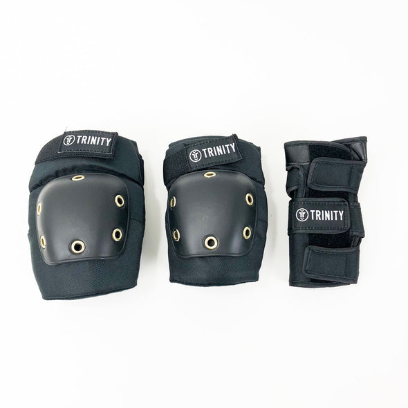 Trinity Youth Pad Pack for skateboard protection