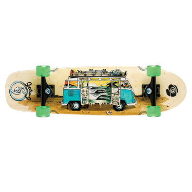 Sector 9 Van Bamboozler longboard cruiser (coming soon)