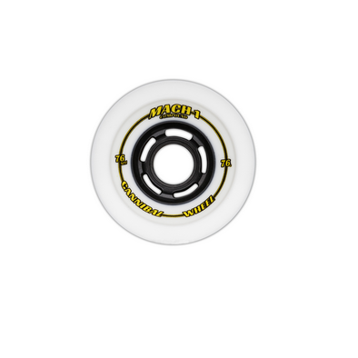 Venom Cannibal Mach 1 76mm longboard wheels