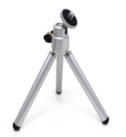 Mini Tripod Professional Aluminum Flexible Camera Stand Tripod Monopod - Factory 46