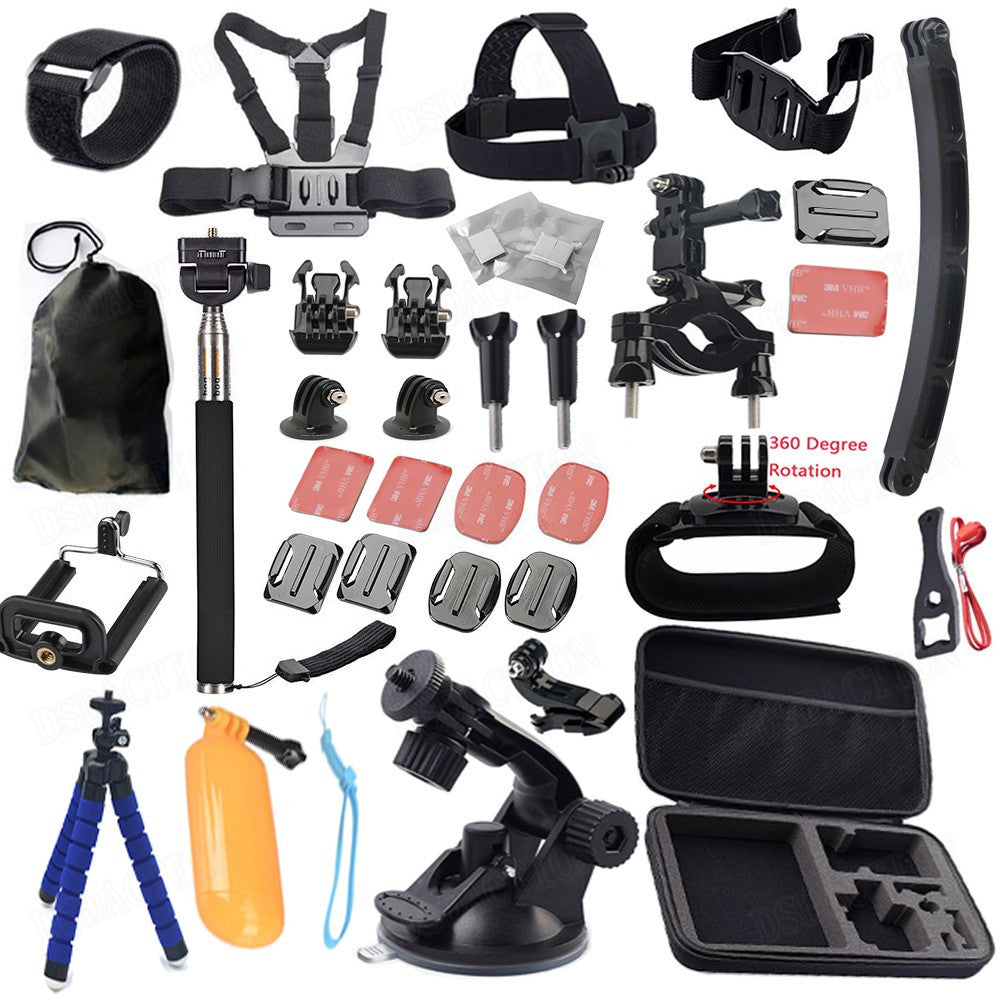 Gopro Camera accessories kit Helmet arm for gopro hero 4 3 - Factory 46