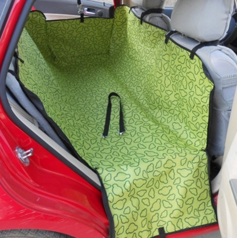 High Quality Pet Dog Car Rear Back Seat Carrier Cover Pet Dog Mat Blanket Cover Mat Hammock Cushion Protector