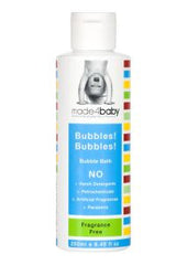 Made4Baby Bubble Bath (Fragrance Free) 250ml