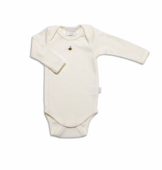 Dimples Merino Long Sleeve Bodysuit