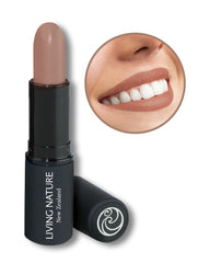 Living Nature Natural Organic Lipstick - Sandstone 3