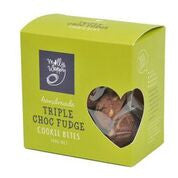 Molly Woppy Cookie Bites Triple Chocolate Fudge 140g