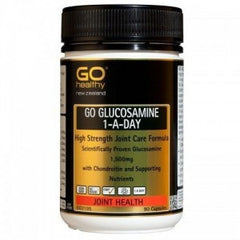 GO Healthy Glucosamine 1-A-Day (1500mg) 90 caps