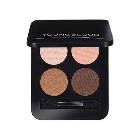 Youngblood Pressed Eyeshadow Quad in Eternity
