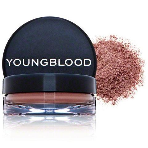 Youngblood Crushes Mineral Blush in Adobe