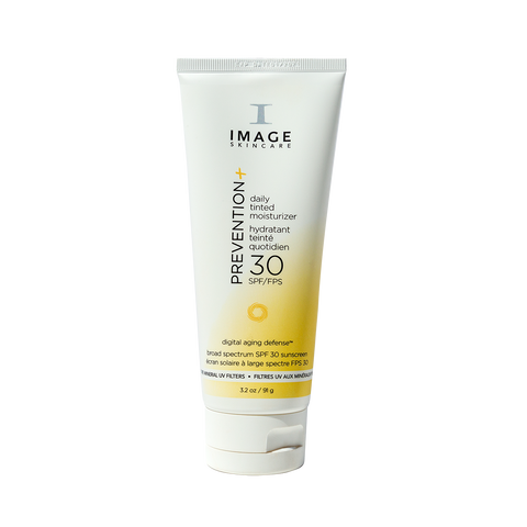 Image Skincare PREVENTION+ Daily Tinted Moisturiser SPF 30+ 95ml