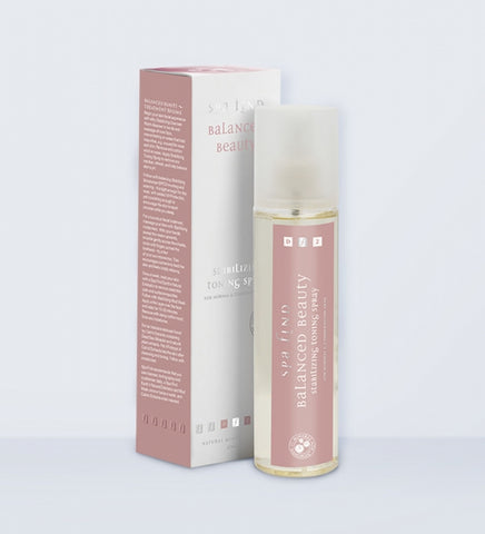 Spa Find Balanced Beauty Stabilizing Toning Spray 250ml