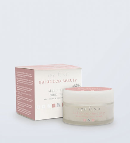 Spa Find Balanced Beauty Stabilizing Mud Mask 50ml
